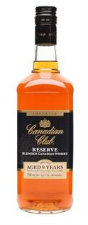 Canadian Club Canadian Whisky Reserve 9...